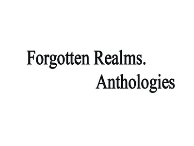 Forgotten Realms. Anthologies free download