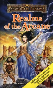 Realms of the Arcane (Forgotten Realms) free download