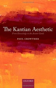 The Kantian Aesthetic: From Knowledge to the Avant-Garde free download