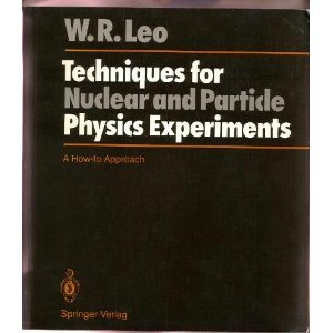 Techniques for Nuclear and Particle Physics Experiments: A How-to Approach free download