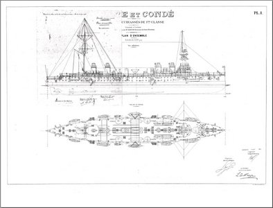 Marine Nationale CONDE 1902 free download