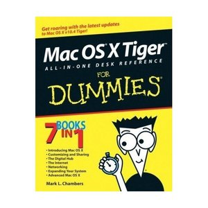 Mac OS X Leopard All-in-One Desk Reference For Dummies free download