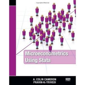 A. Colin Cameron, Pravin K. Trivedi Microeconometrics Using Stata free download