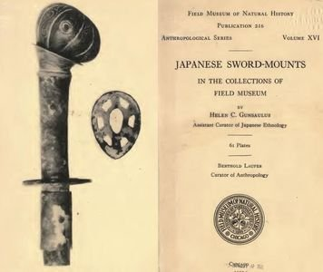 Japanese sword-mounts in the collections of Field Museum free download