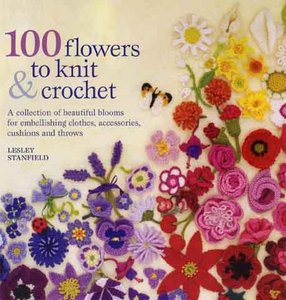 100 flowers to knitamp; crochet free download