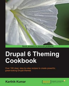 Drupal 6 Theming Cookbook free download