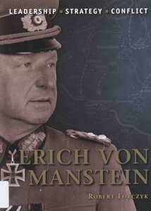 Erich von Manstein (Osprey Command 2) free download