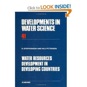 Water Resources Development in Developing Countries free download