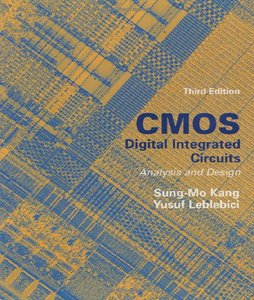 CMOS Digital Integrated Circuits Analysisamp; Design, 3 Edition free download
