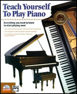 Alfred's Teach Yourself to Play Piano (Deluxe Version) [CD-ROM] free download