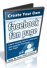 Create Your Own Facebook Fan Page videos free download