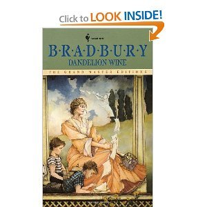 "an analysis of dandelion wine by ray bradbury Read ""dandelion wine"" by ray bradbury online on bookmate – ray bradbury's moving recollection of a vanished golden era remains one of his most enchanting novels."