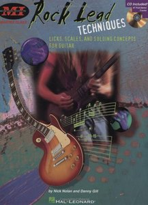 Rock Lead Techniques: Techniques, Scales and Fundamentals for Guitar free download