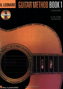 Hal Leonard Guitar Method Book 1: Book/CD Pack free download