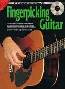 Progressive Fingerpicking Guitar: For Beginner To Advanced Students free download