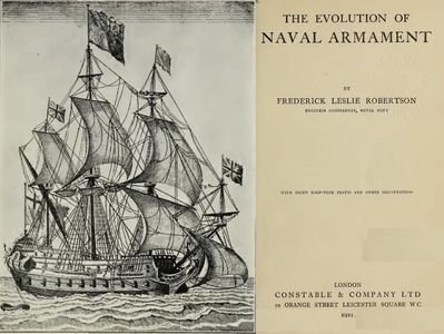 The Evolution of Naval Armament free download