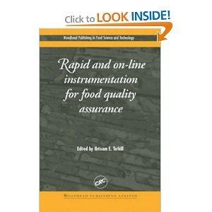 Rapid and On-Line Instrumentation for Food Quality Assurance free download