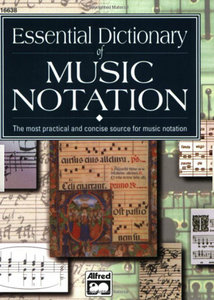 Essential Dictionary of Music Notation free download