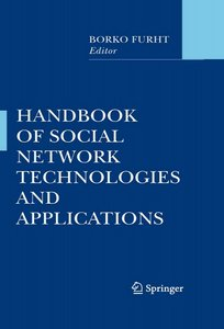 Handbook of Social Network Technologies and Applications free download