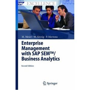 Enterprise Management with SAP SEM/ Business Analytics free download