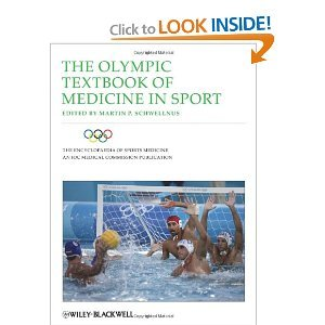 The Olympic Textbook of Medicine in Sport free download
