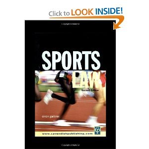 Sports Law, Second Edition free download