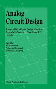 Analog Circuit Design free download