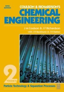 Chemical Engineering Volume 2, Fifth Edition (Chemical Engineering Series) free download
