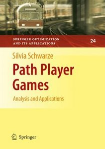 Path Player Games: Analysis and Applications free download
