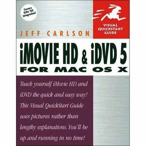 iMovie HD and iDVD 5 for Mac OS X free download