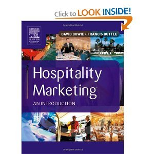 Hospitality Marketing: An Introduction free download