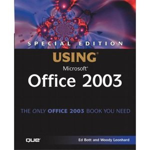 Special Edition Using Microsoft Office 2003 free download