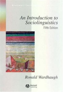 An Introduction to Sociolinguistics free download