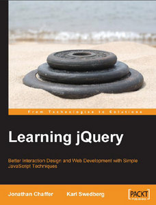 Learning jQuery: Better Interaction Design and Web Development with Simple javascript Techniques free download