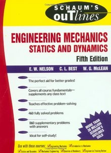 Engineering Mechanics, 5 Edition free download