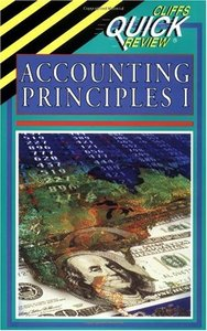 Accounting Principles I (Cliffs Quick Review) By Elizabeth A. Minbiole free download