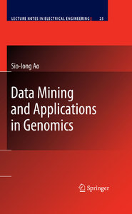 Data Mining and Applications in Genomics free download