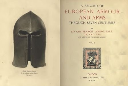 A Record of European Armour and Arms Through Seven Centuries Vol. II free download