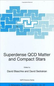 Superdense QCD Matter and Compact Stars free download