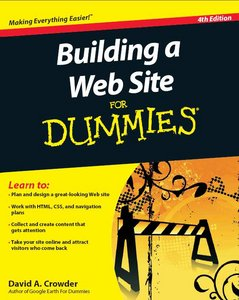 Building a Web Site For Dummies (4th Edition) free download