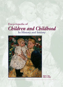 Encyclopedia of Children and Childhood: In History and Society A-Z 3 VOL Set free download