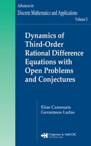 Dynamics of Third-Order Rational Difference Equations with Open Problems and Conjectures free download
