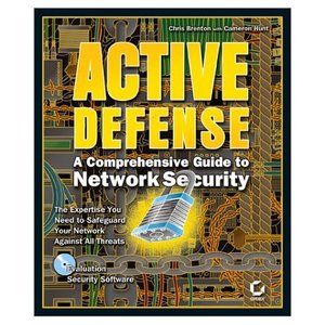 Active Defense: A Comprehensive Guide to Network Security free download