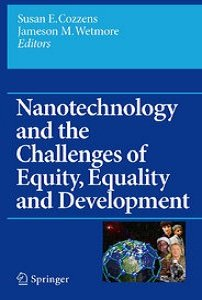 Nanotechnology and the Challenges of Equity, Equality and Development free download