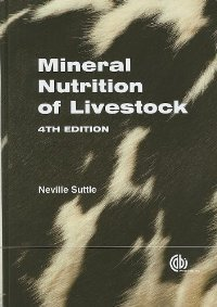 Mineral Nutrition of Livestock (Cabi) free download
