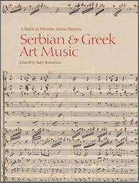 Serbianamp; Greek Art Music: A Patch to Western Music History free download
