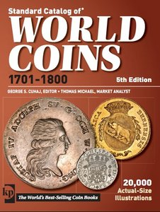 Standard Catalog of World Coins 1701-1800 (5th Edition) free download