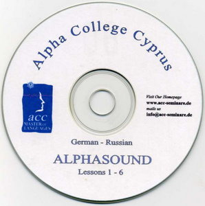 Alphasound. German - Russian. Lessons 1-6 free download
