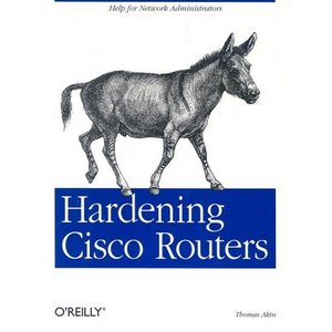 Hardening Cisco Routers free download