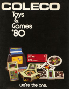 Coleco Toys and Games - 80 free download
